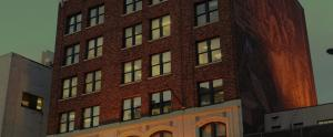 Harris and Brun Building