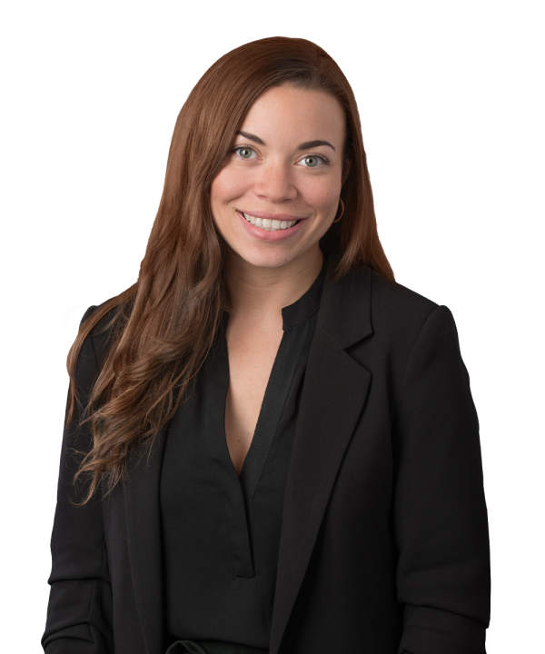 Darcy Evans, Articling Student